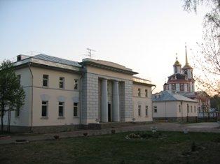 Усадьба Алмазово