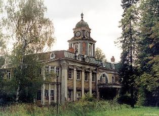 Усадьба Виноградово